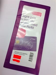 telia refill startpaket i butik