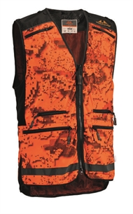 Fire Dog Handler Vest M